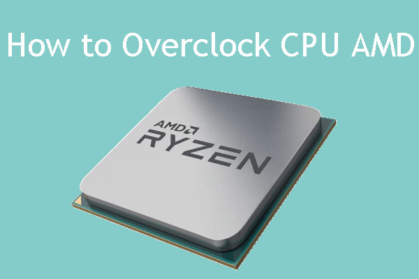 how to overclock cpu amd thumbnail
