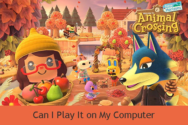 can I play Animal Crossing on my computer
