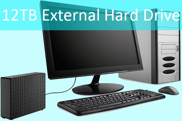 12tb external hard drive thumbnial