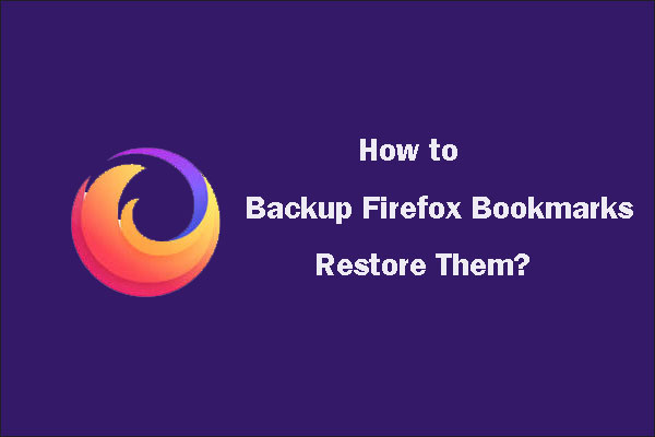 backup firefox bookmarks thumbnail