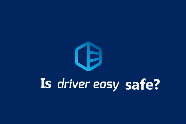 is driver easy safe thumbnail