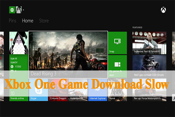 xbox one game downlaod slow thumbnail