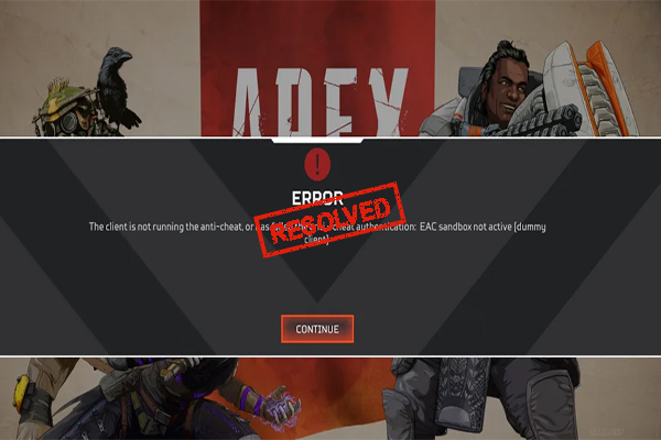 apex legends anti cheat error thumbnail