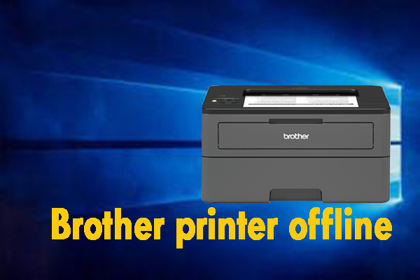 brother printer keeps going offline thumbnail