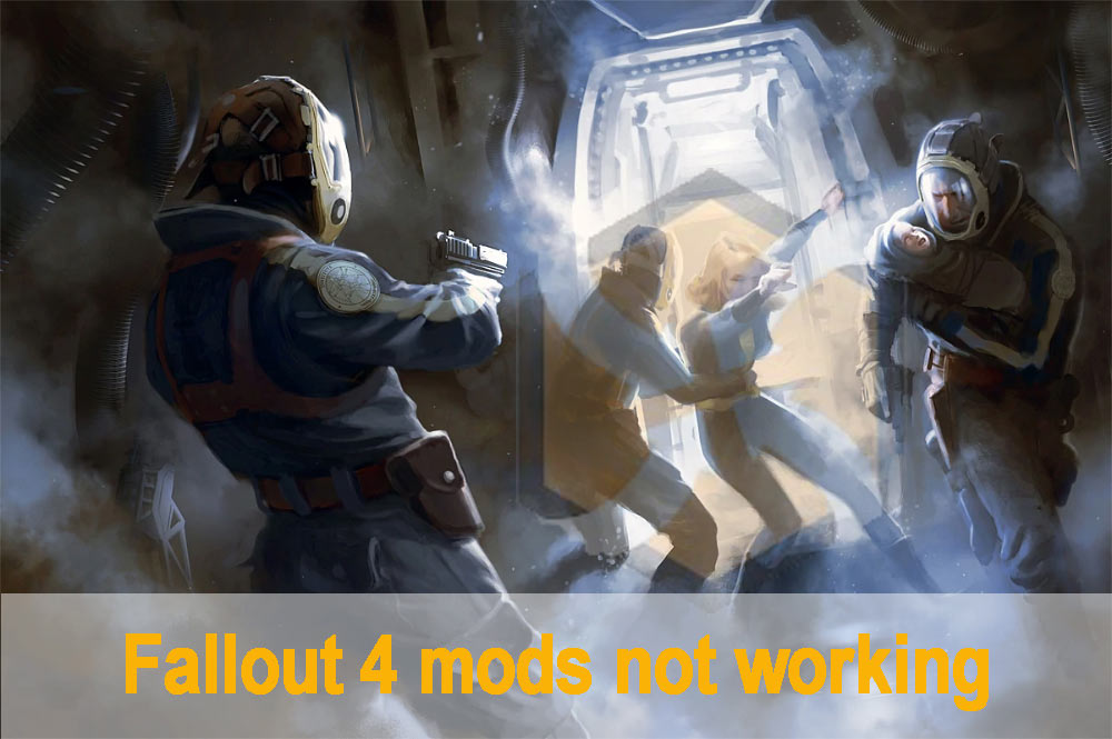 fallout 4 mods not working thumbnail