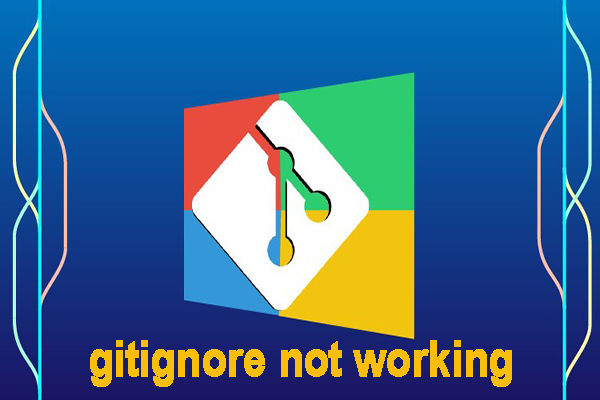 gitignore not working thumbnail