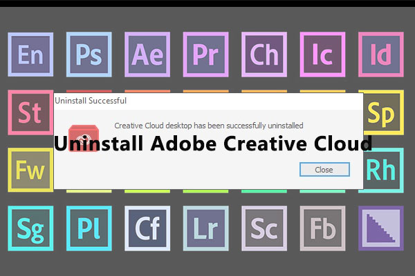 how to uninstall adobe creative cloud thumbnail