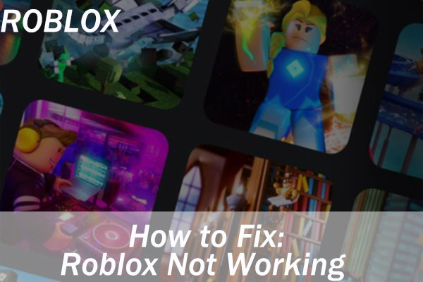 roblox not working thumbnail