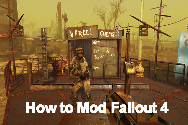 how to mod fallout 4 thumbnail