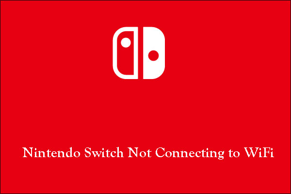 nintendo switch not connecting to wifi thumbnail