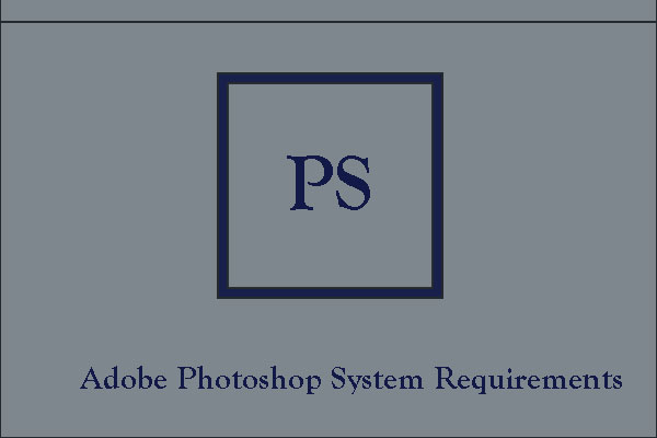 photoshop system requirements thumbnail