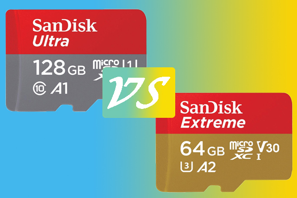 a1 vs a2 sd card thumbnail