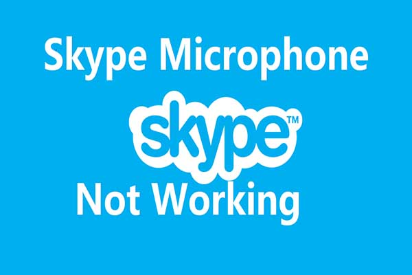 skype microphone not working thumbnail