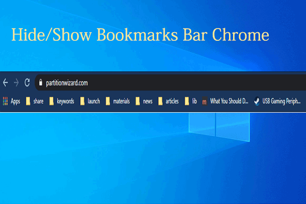 show bookmarks bar chrome thumbnail
