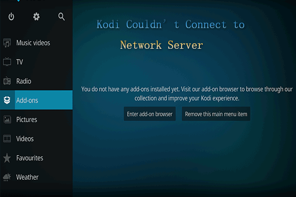 couldnt connect to network server thumbnail