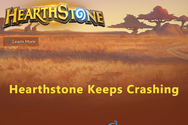 Hearthstone crashing