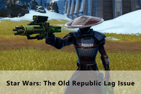 Star Wars: The Old Republic lag